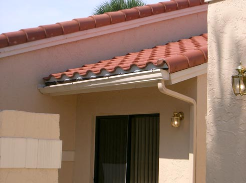 Roofing For Seamless Gutters Screen Enclosures Pressure